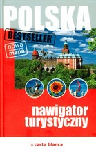 POLSKA NAWIGATOR TURYSTYCZNY WYD.2010