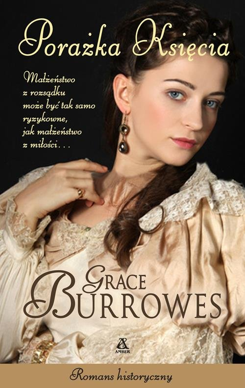 Porażka księcia - Burrowes Grace