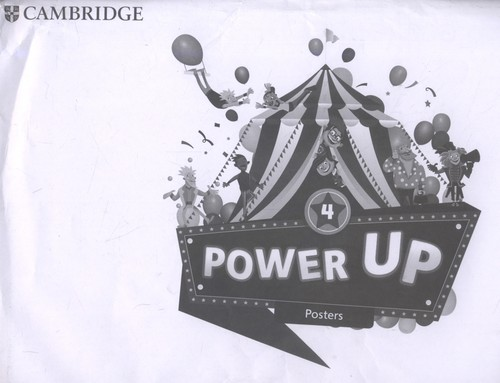Power Up 4 Posters