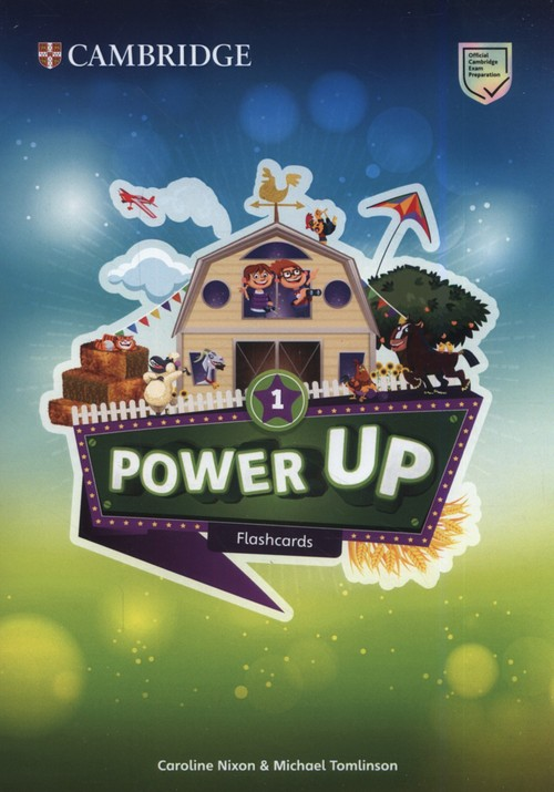 Power Up Level 1 Flashcards (Pack of 179)