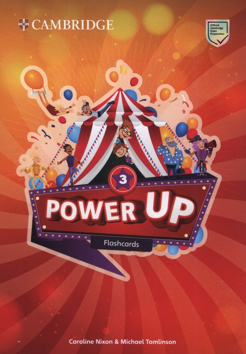 Power Up Level 3 Flashcards (Pack of 175)