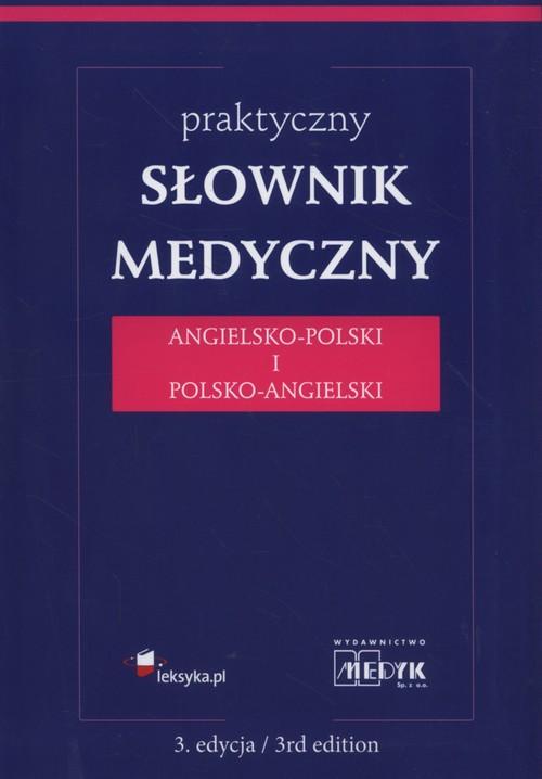 Słownik medyczny polsko-angielski i angielsko-polski