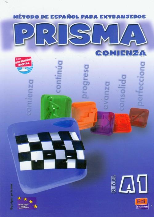 Prisma comienza A1 del alumno + CD