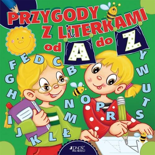 Przygody z literkami od A do Z