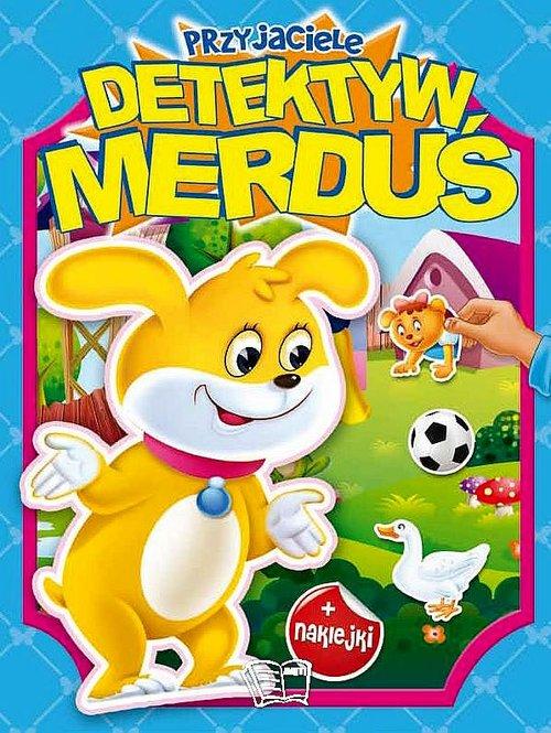 Przyjaciele Detektyw Merduś