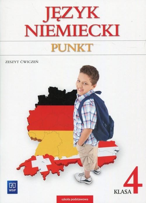 Język niemiecki. Punkt. Klasa 4. Zeszyt ćwiczeń - szkoła podstawowa