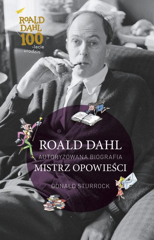 Roald Dahl Mistrz opowieści