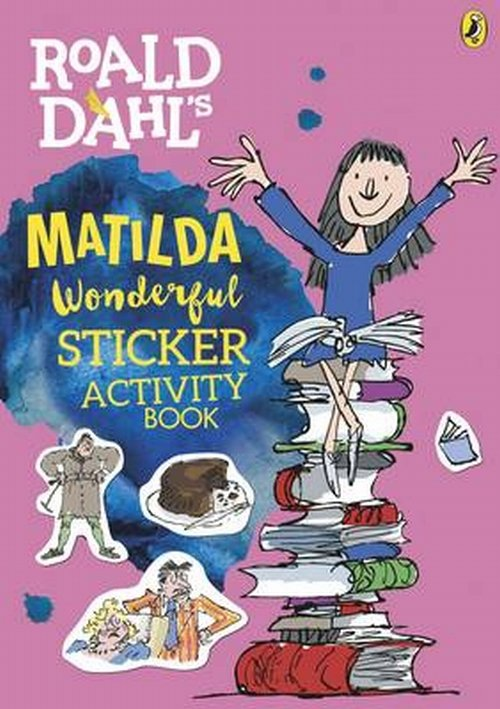 Roald Dahl's Matilda Wonderful Sticker Activity Book