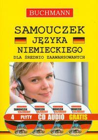 Samouczek języka niemieckiego dla średnio zaawansowanych z płytą CD