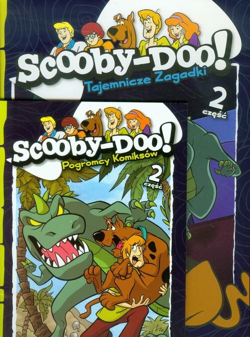 Scooby Doo Zestaw książek + figurka Lego City
