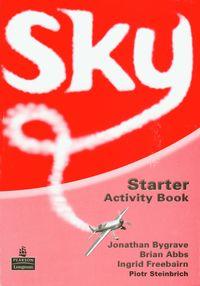 Sky Starter Activity Book z płytą CD
