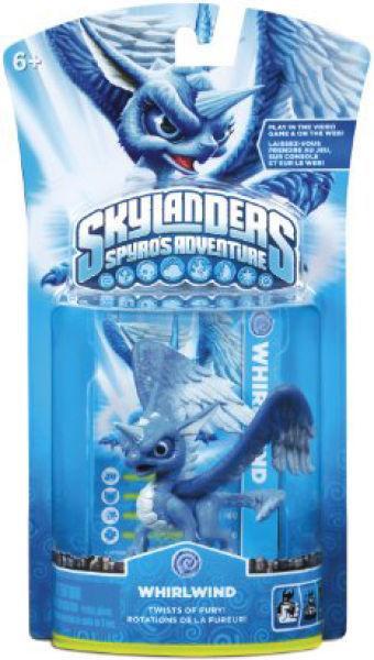 Skylanders Spyro`s Adventure - figurka Whirlwind