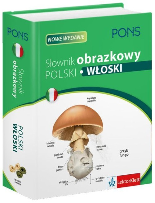 Słownik obrazkowy polski włoski