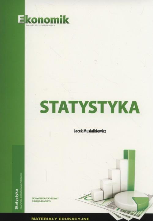 Statystyka materiały edukacyjne - Musiałkiewicz Jacek