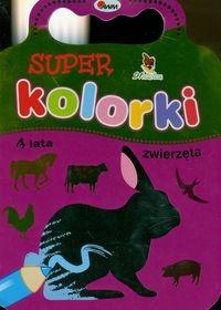 Super kolorki Zwierzęta