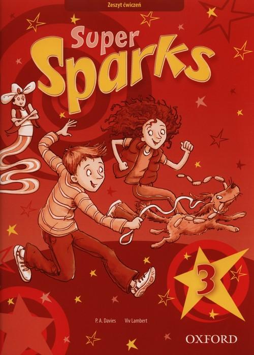 Super Sparks 3 Zeszyt ćwiczeń