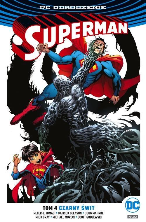 Superman Tom 4 Czarny świt
