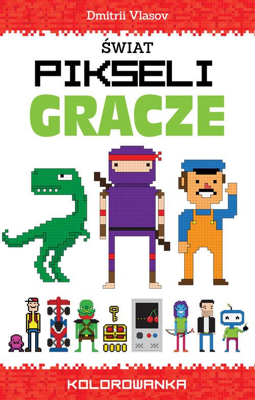 Świat pikseli Gracze