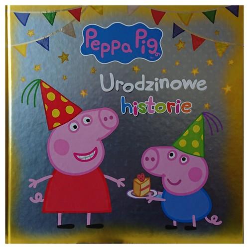 Świnka Peppa Urodzinowe historie
