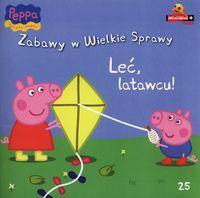 Świnka Peppa Zabawy w wielkie sprawy  Leć, latawcu