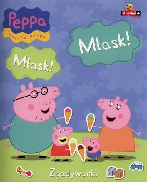 Świnka Peppa Zgadywanki Mlask Mlask