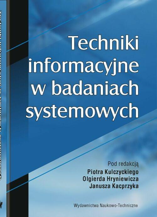 Techniki informacyjne w badaniach systemowych