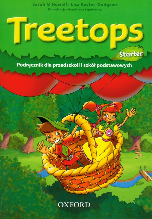Treetops Starter Podręcznik