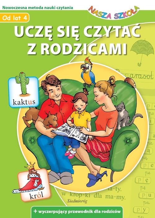 Uczę się czytać z rodzicami
