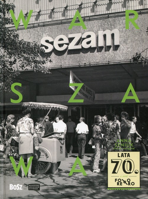 Foto Retro. Warszawa lata 70.