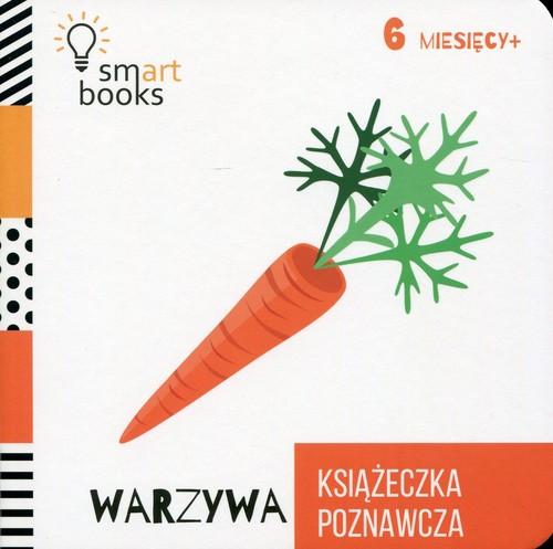Książeczka poznawcza. Warzywa (6 m+)