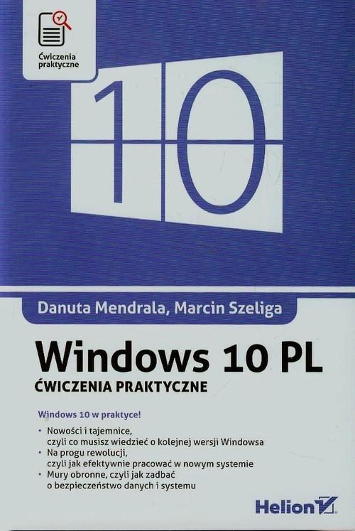 Windows 10 PL Ćwiczenia praktyczne
