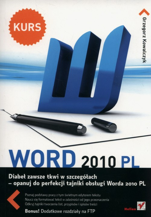 Word 2010 PL Kurs