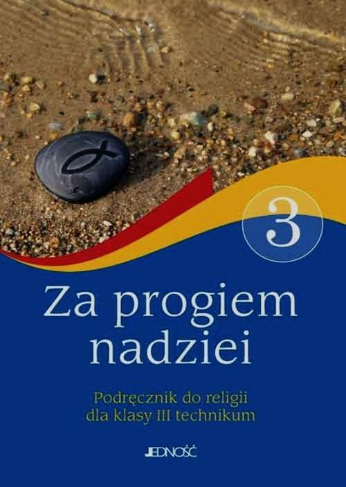 Za progiem nadziei Religia 3 Podręcznik
