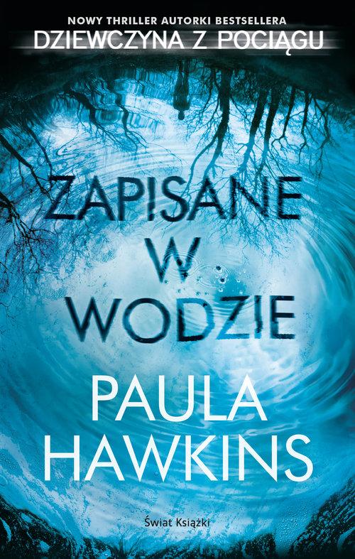 Zapisane w wodzie - Hawkins Paula