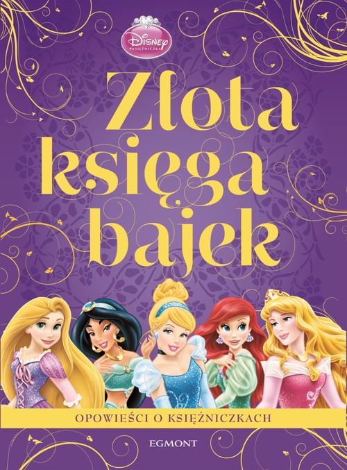 Złota księga bajek Księżniczki