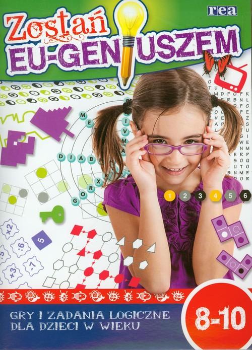 Zostań EU-GENIUSZEM 8-10 lat