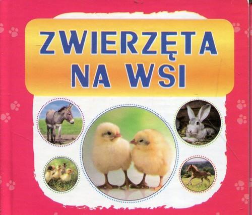 Zwierzęta na wsi harmonijka mała -